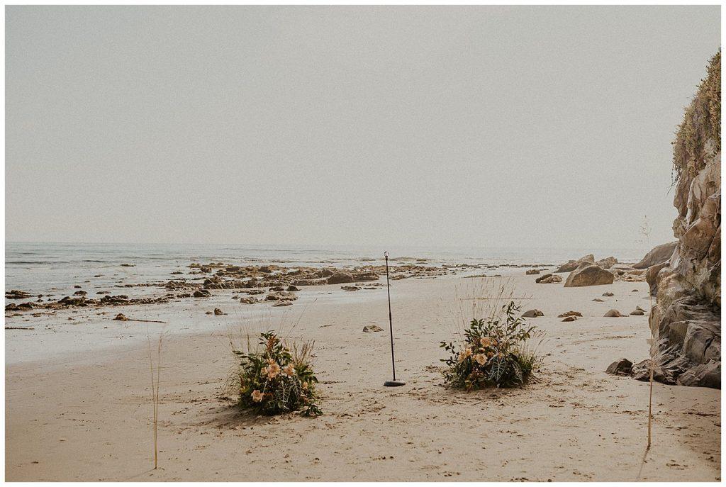 Wedding ceremony location.